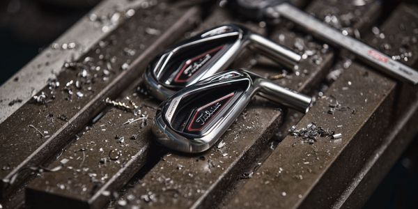 The longest, most forgiving Titleist iron ever.