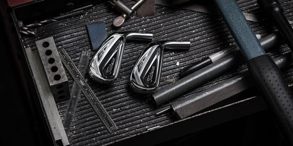Titleist's most advanced players irons made even better.