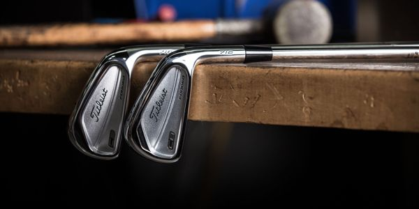A modern cavity blade for shot making with increased forgiveness.
