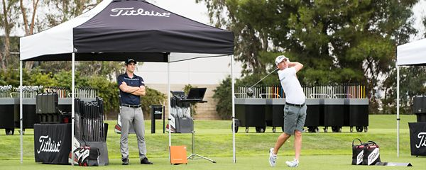 Experience Titleist Golf Clubs