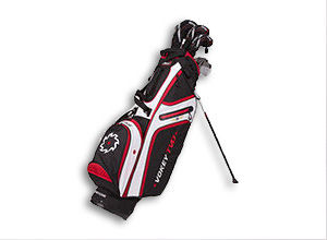 TVD Ultra Lightweight Stand Bag - Red/Black/White