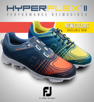 2017 Hyperflex II New Colors