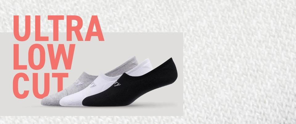 FootJoy ProDry Lightweight Ultra Low Cut Socks