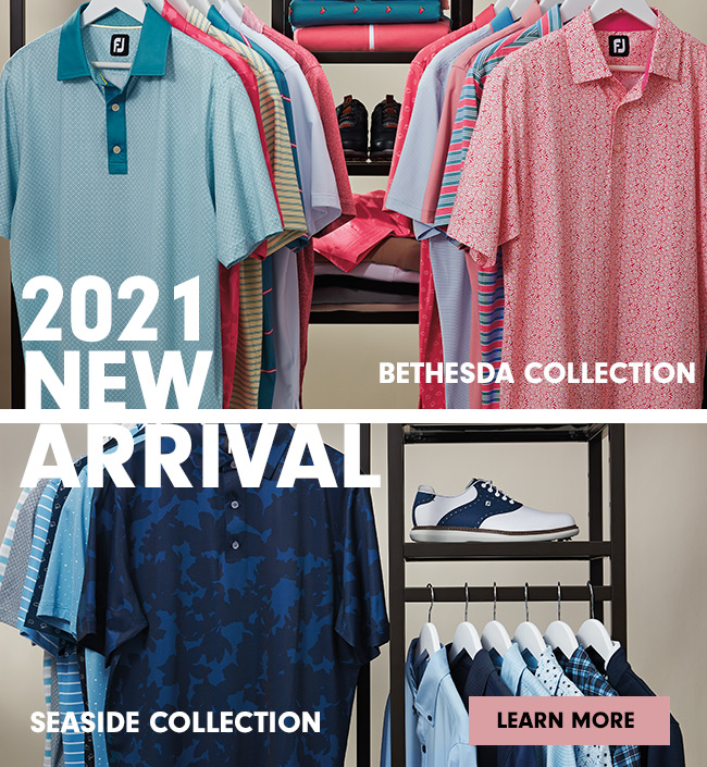 2021 Bethesda and Seaside Collection