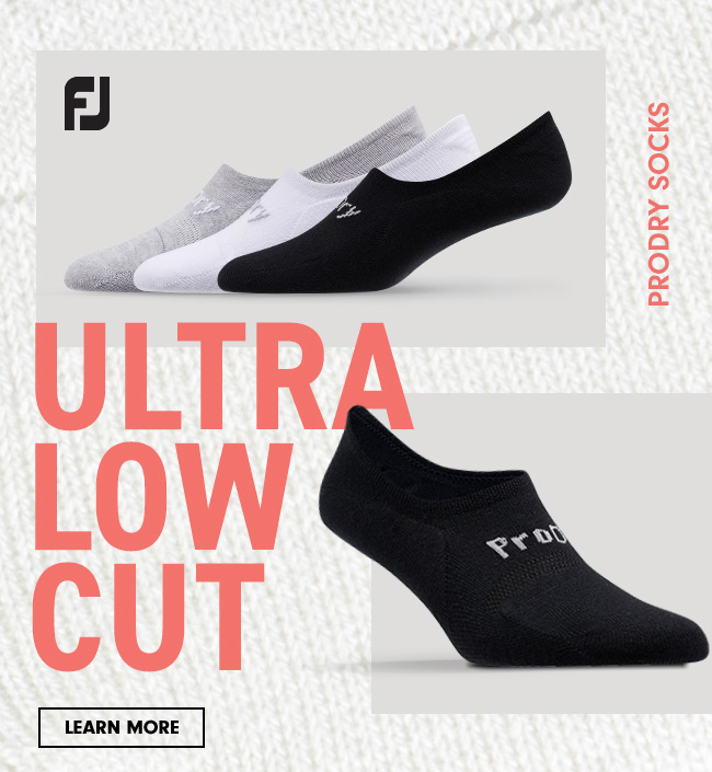 2021 FJ Ultra Low Cut Socks