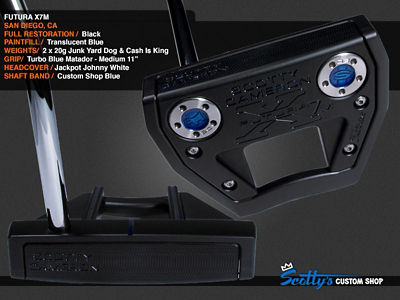 Custom Shop Putter of the Day: January 20, 2017