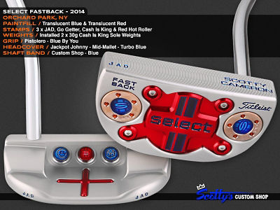 Custom Shop Putter of the Day: January 27, 2016