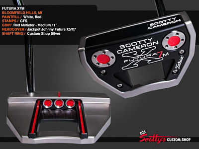 Custom Shop Putter of the Day: February 15, 2017