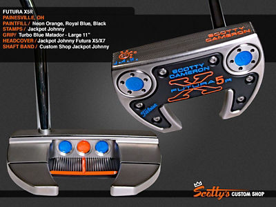 Custom Shop Putter of the Day: March 1, 2017