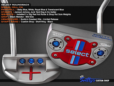 Custom Shop Putter of the Day: March 22, 2016