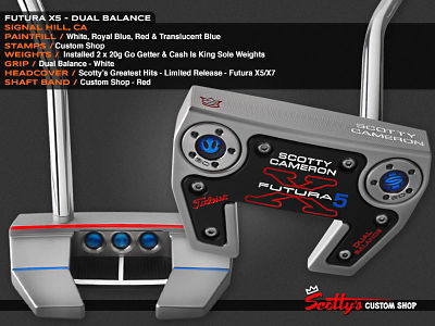 Custom Shop Putter of the Day: March 24, 2016