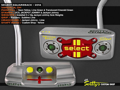 Custom Shop Putter of the Day: April 29, 2016