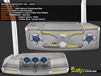 Custom Shop Putter of the Day: May 19, 2016