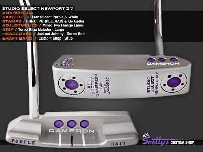 Custom Shop Putter of the Day: August 3, 2016