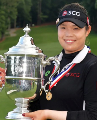 Jutanugarn Prevails at U.S. Women's Open