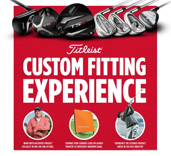 Custom Fitting Experience