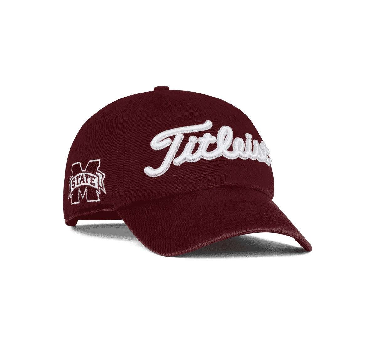 Titleist Mississippi State Garment Wash