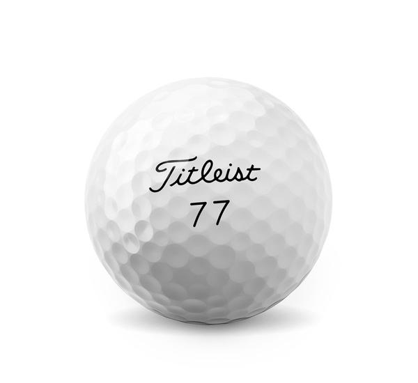 Pro V1 Special Play Number 77