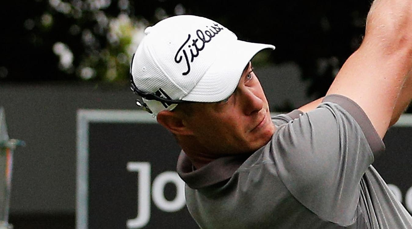 Tyrone Ryan, Titleist Golfer