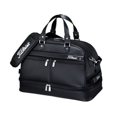 Dual Storage Boston Bag