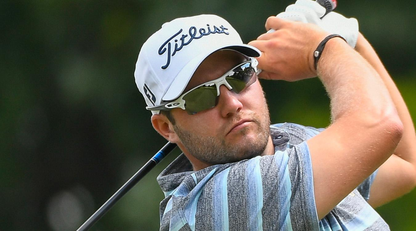 Ben Taylor Golfer Titleist