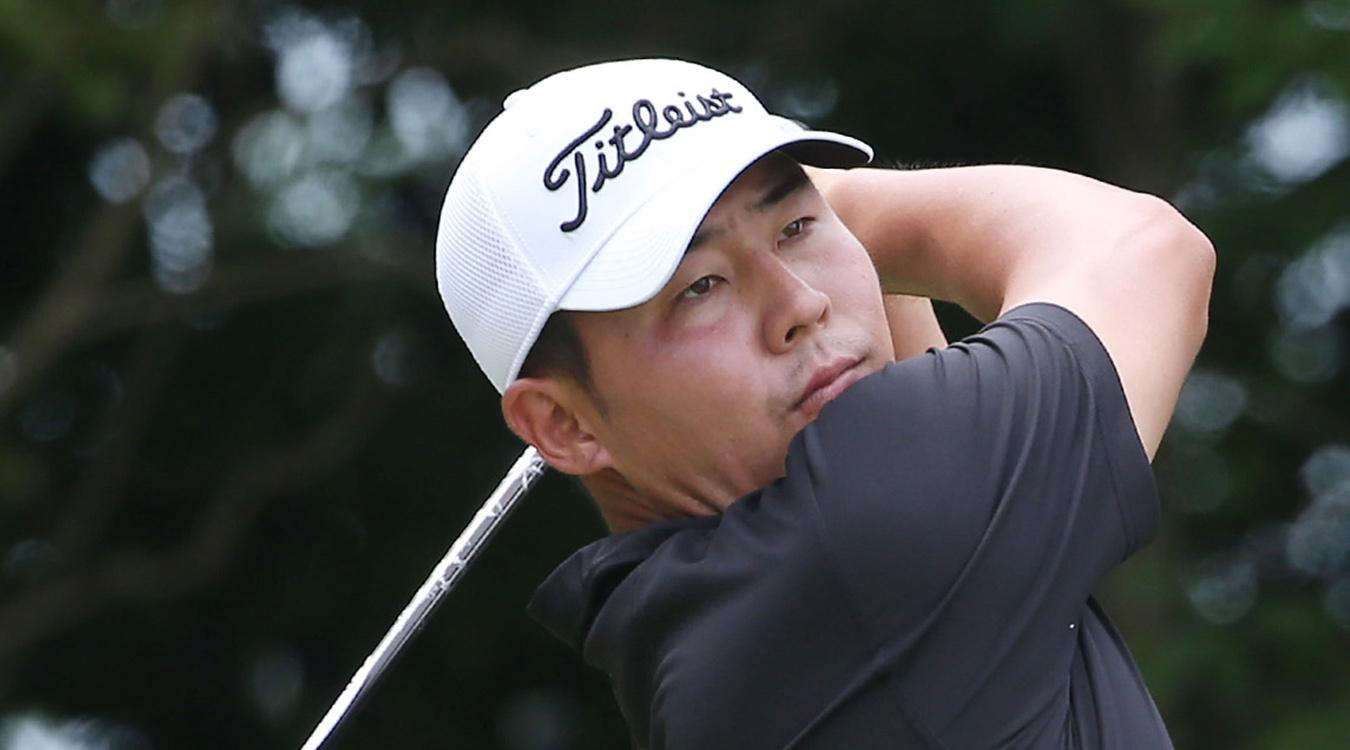 Won Joon Lee, Titleist Golf Ambassador