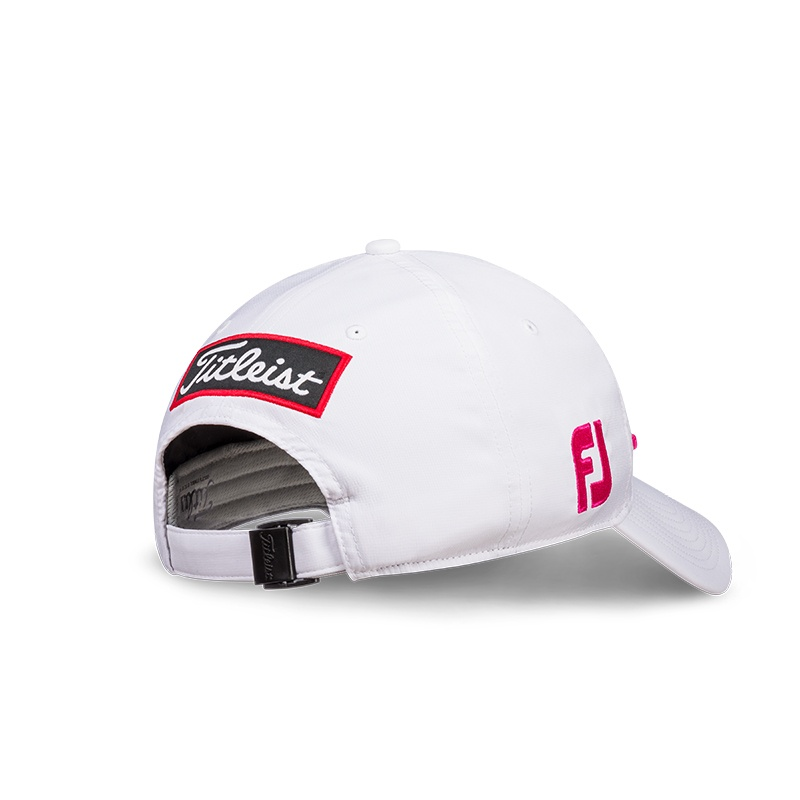 Pink Out Collection: White | Pink - Back