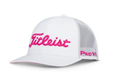 Pink Out Collection: White | Pink - Front