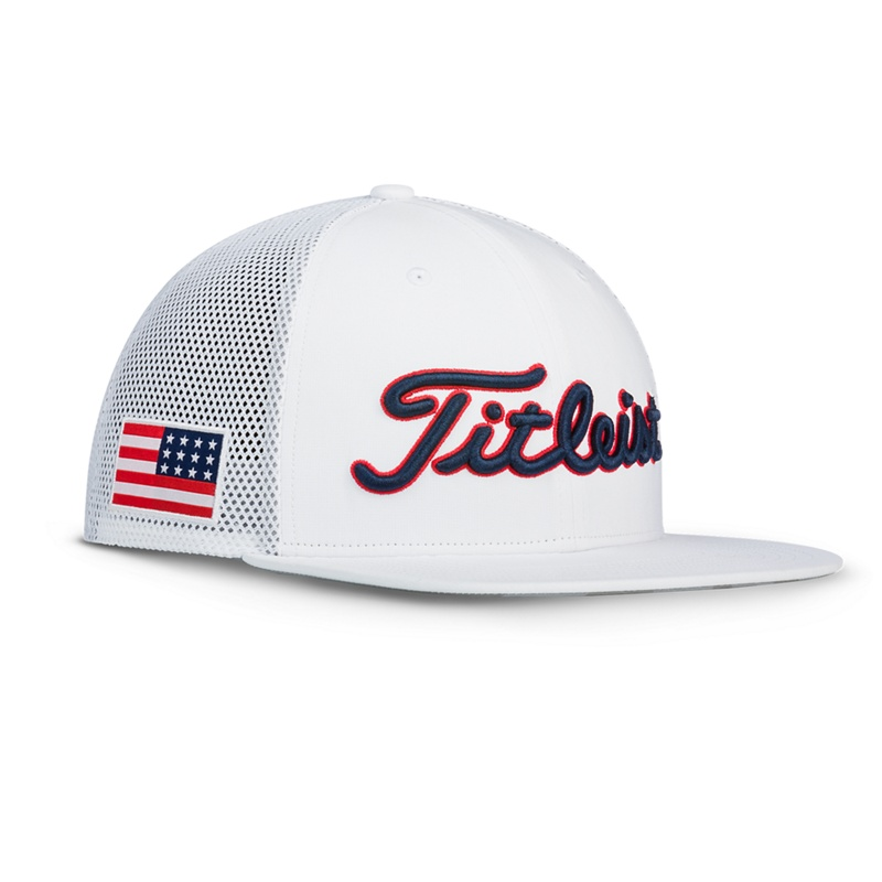 USA Flag Collection: White | Navy