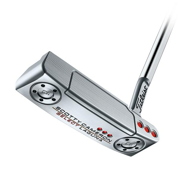 Putter head of Scotty Cameron Select Laguna