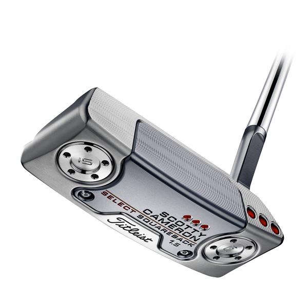 Putter head of Scotty Cameron Select Squareback 1.5