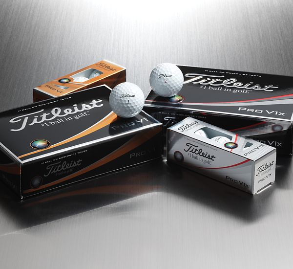 Golf Ball Prize Pack