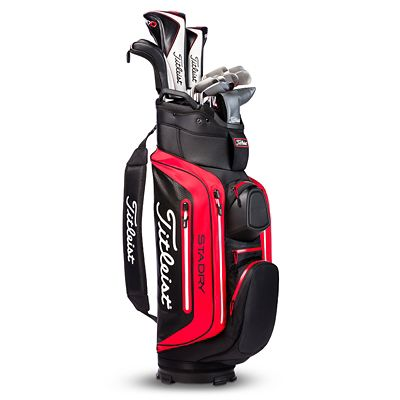 STADRY™ Deluxe Cart Bag