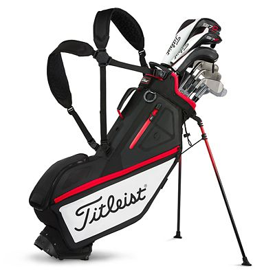 Players 4 Golf Stand Bag