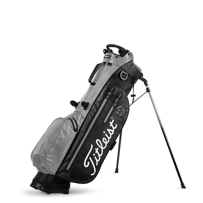 players 4up stadry stand bag titleist