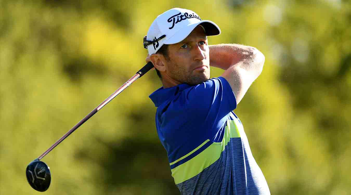 Gregory Bourdy, Titleist Golf Ambassador