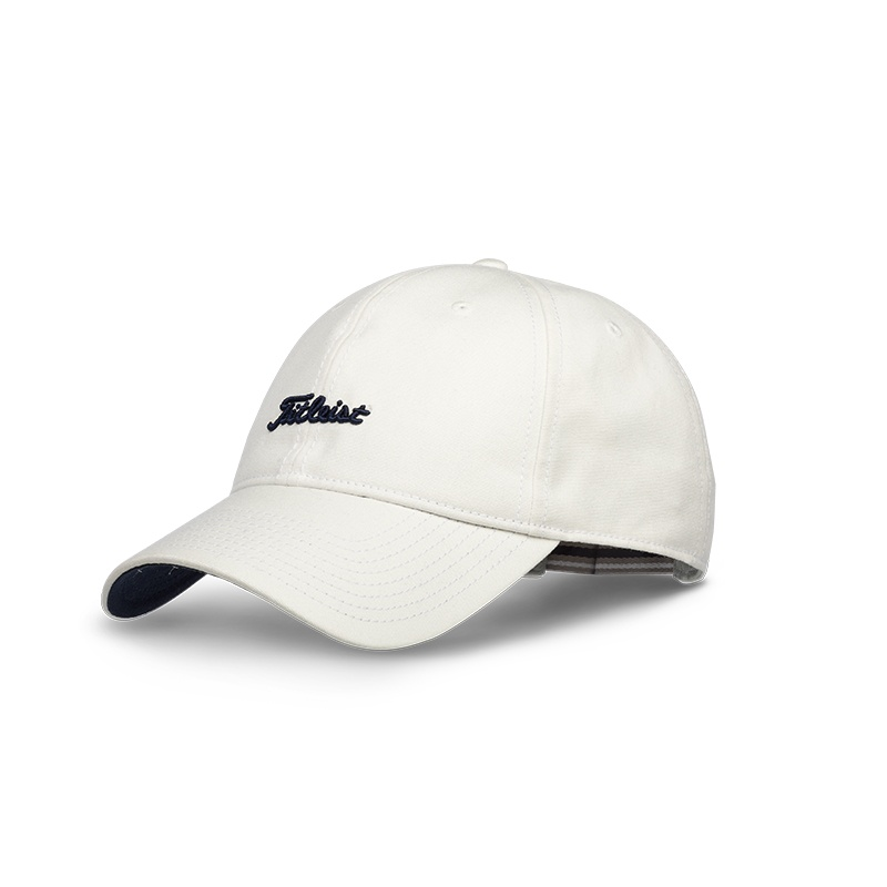 Legacy Collection: White | Navy - Front