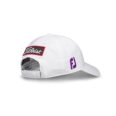 White | Purple - Back