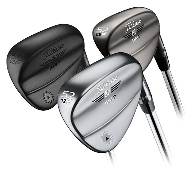 Vokey Wedge Fittings