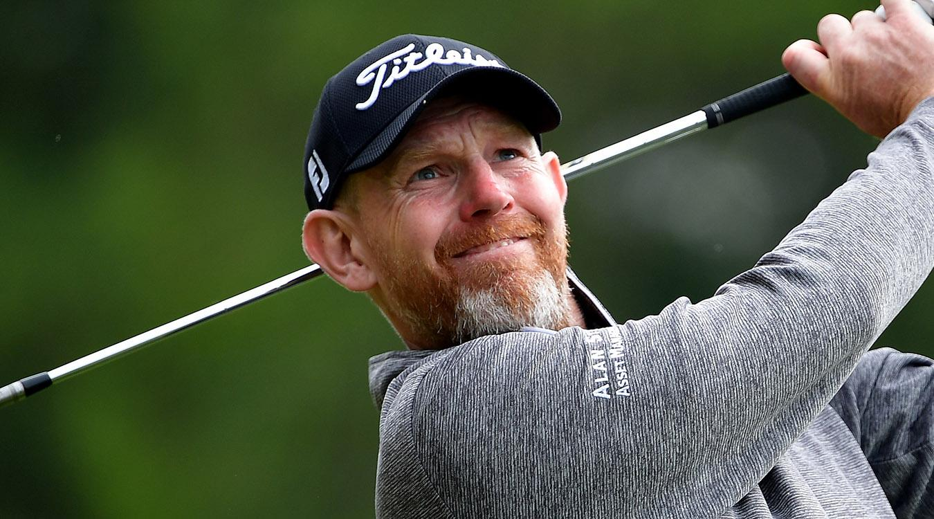 Stephen  Gallacher, Titleist Golf Ambassador