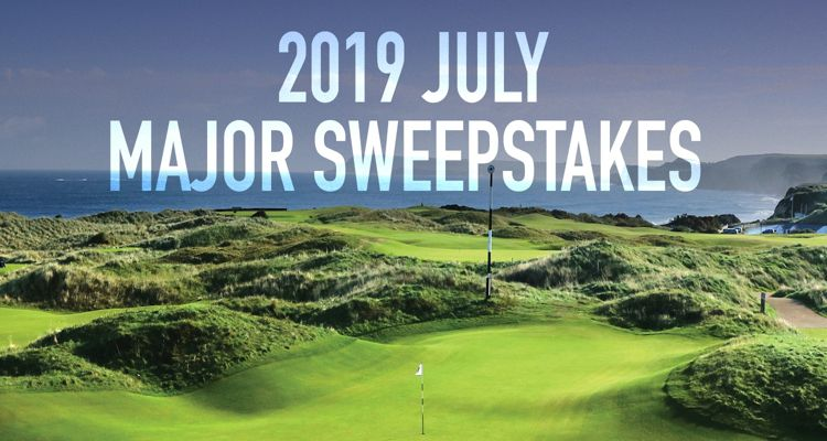 2019 July Major Sweepstakes