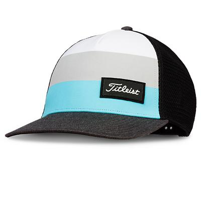 Junior Surf Stripe Aqua