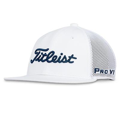 Junior Tour Flat Bill Mesh Front