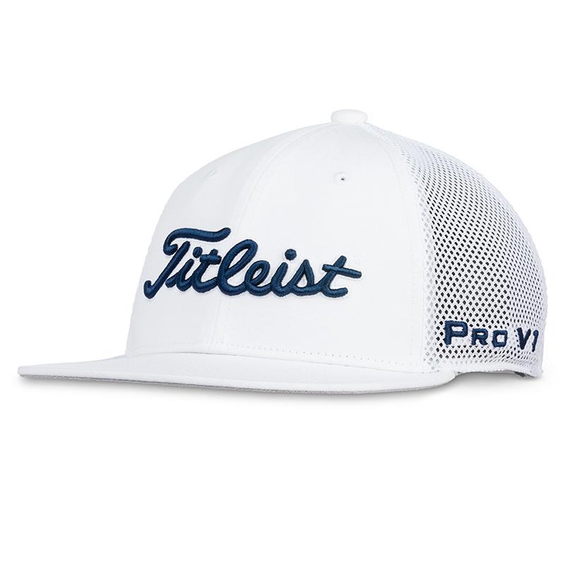 15de2f658 Junior Tour Flat Bill Mesh | Titleist