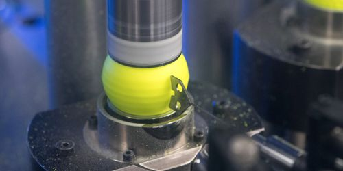 2019 Pro V1 Yellow Cover Buffing