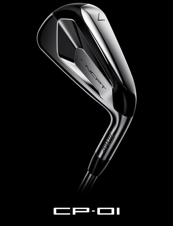 Titleist CNCPT Golf Irons | Titleist