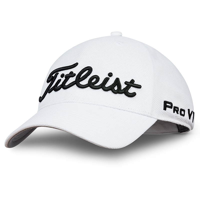 Tour Ace Black | White - Front