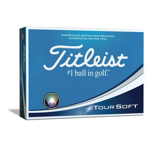 Tour Soft Dozen golf balls