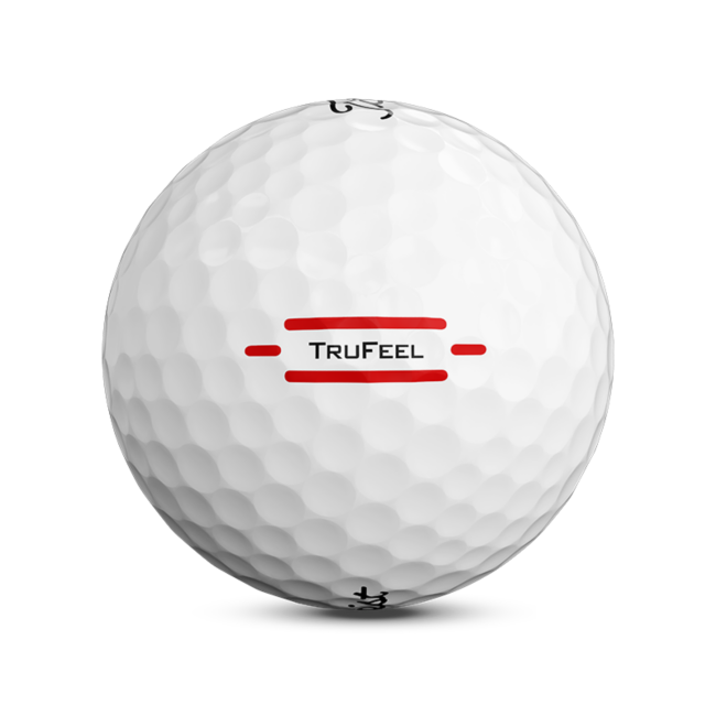 TruFeel White Side Stamp