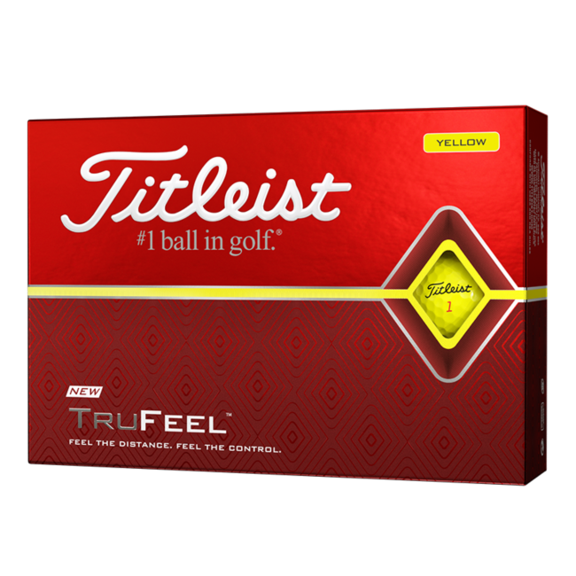 TruFeel Yellow Dozen Pack